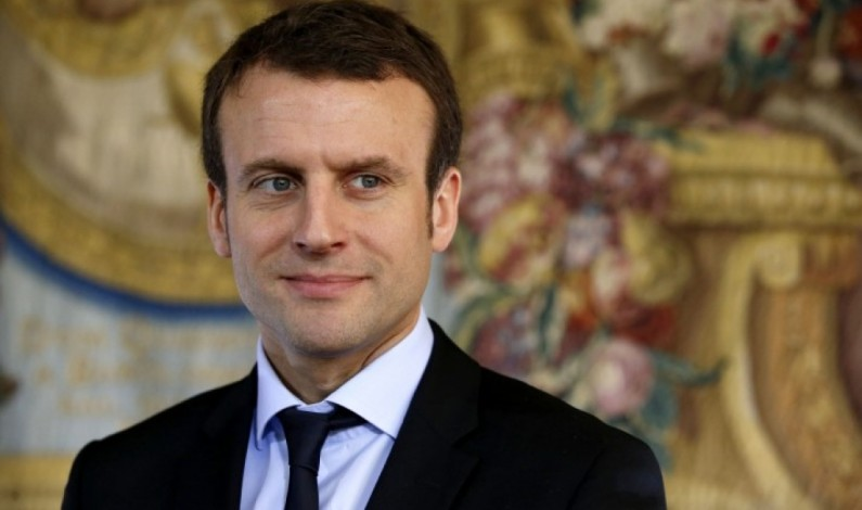France's Macron sees no 'legitimate successor' to Assad