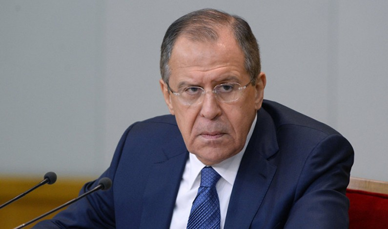 "Lavrov: US and its allies ""are secretly providing cover for Al Nusra Front"""