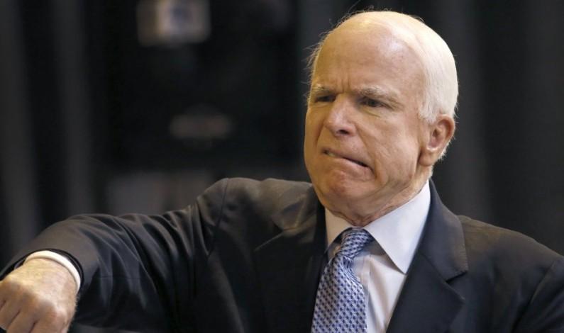 Russian Foreign Minister Sergei Ryabkov: John McCain is schizophrenic
