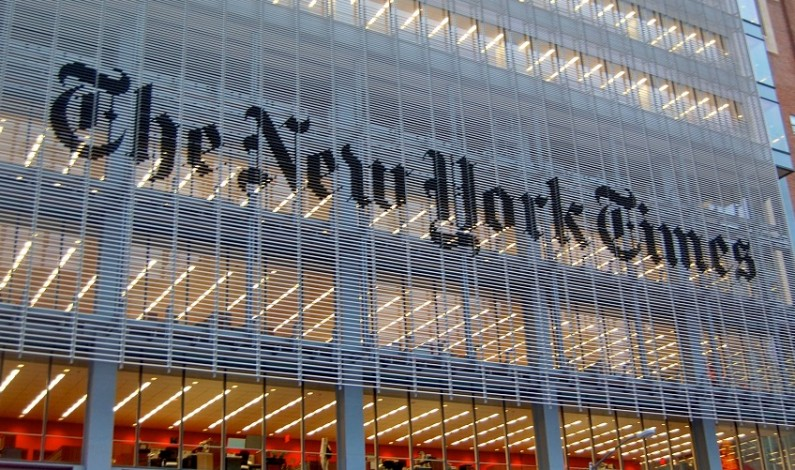 New York Times: We lied about Russian cyberattacks