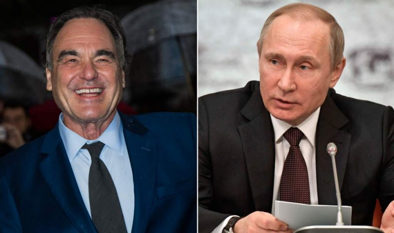 Vladimir Putin and Oliver Stone: The Neocons Are Dangerous to the United States
