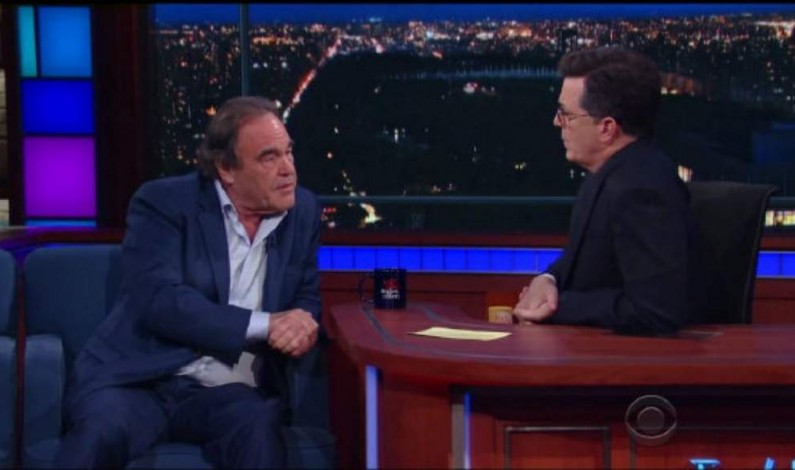 Oliver Stone: Israel more dangerous than Russia