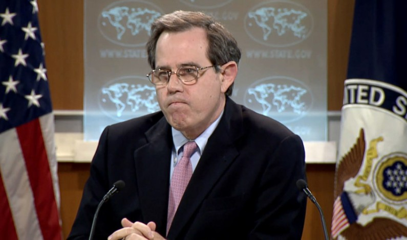 Senior US official reduced to complete silence when asked about terrorist state Saudi Arabia