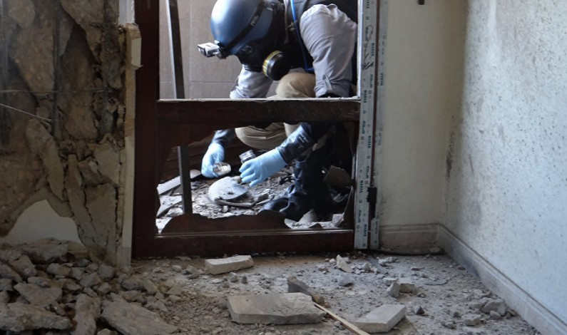 CIA 'Makes Up' Chemical Weapons Evidence to Justify US Assad-Must-Go Policy