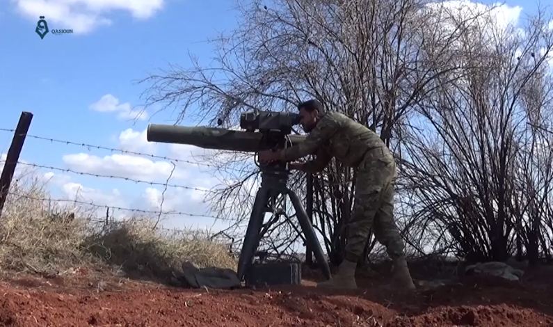 Thisis What US Made TOW Missile Fragments Found Near Damascus Could Prove