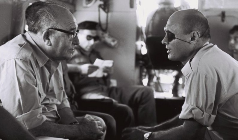 'The De Facto Coup D'état': When Moshe Dayan Tried to Steal Israel's First Nuclear Device