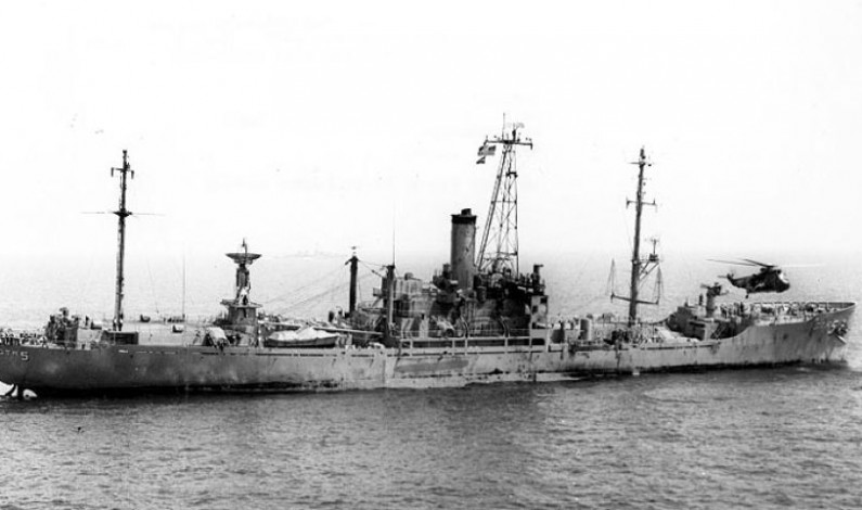 'But Sir, It's an American Ship' 'Never Mind, Hit Her!' When Israel Attacked USS Liberty