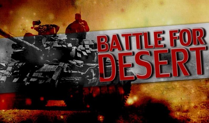 Syrian War Report – July 13, 2017: Govt Forces Put Pressure On US-backed Militants In Southern Desert