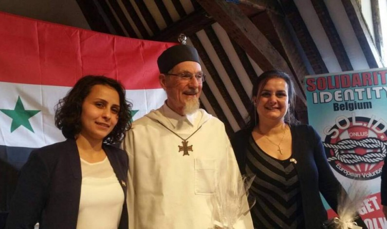 Want the Truth About What's Going on in Syria? Listen to Father Daniël Maes