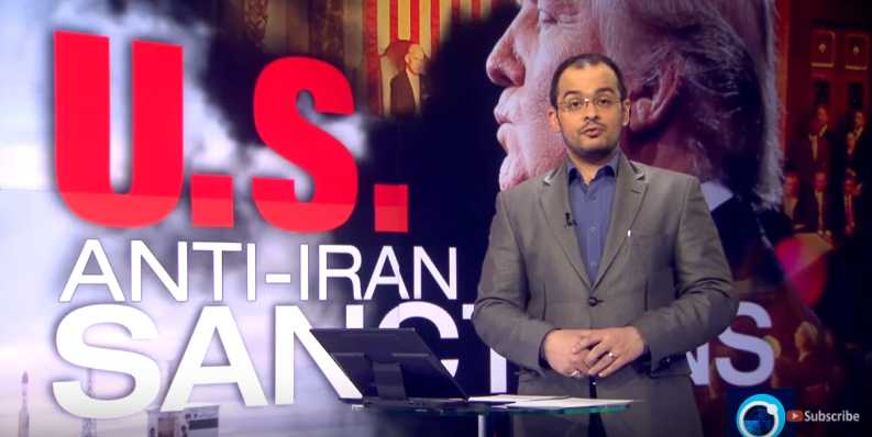 The Debate with Jim W. Dean – US anti-Iran Sanctions