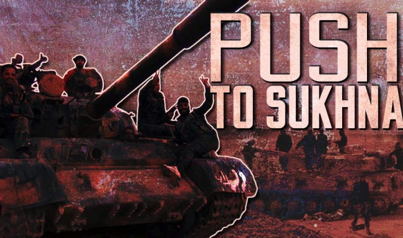Syrian War Report – July 10, 2017: ISIS' Territory In Syria, Iraq Is Shrinking