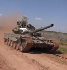 Iraq buys Russian T-90 tanks