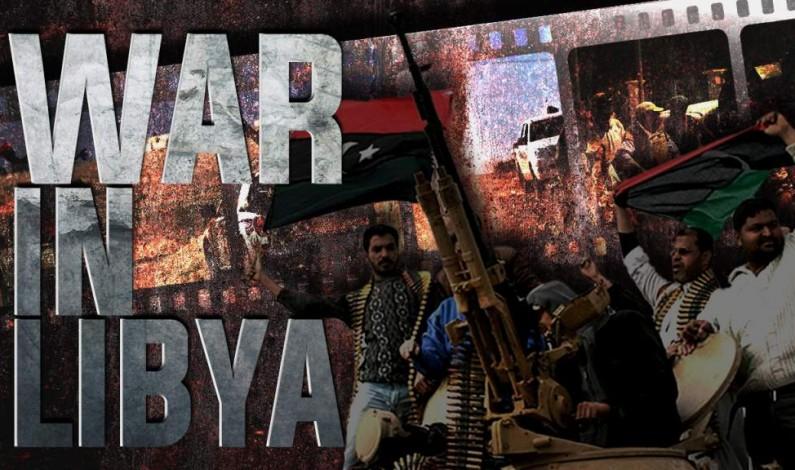 Libyan War, Syrian War And Qatar Crisis
