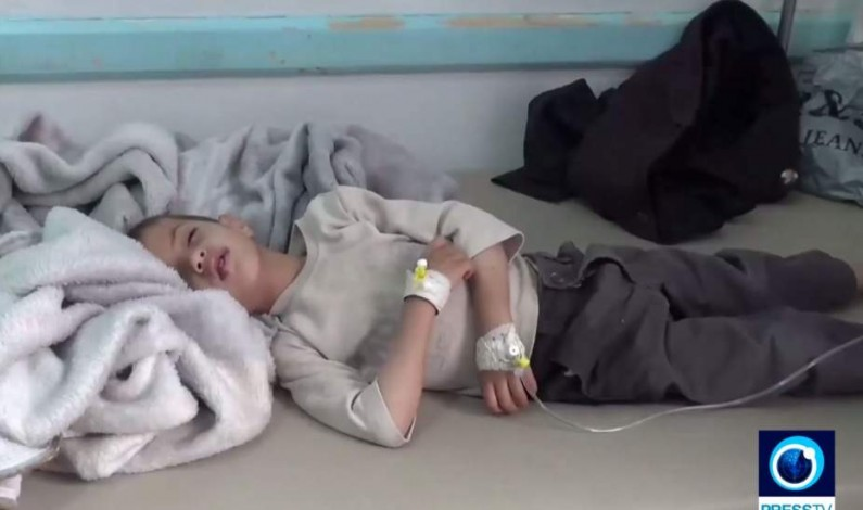 UN suspends vaccination as Cholera goes out of control in Yemen