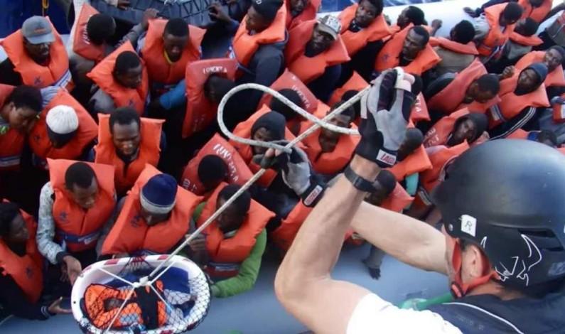 European Union blamed for soaring migrant death toll