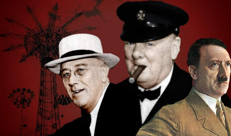 "Daily Beast: Winston Churchill did ""an inside job"" to get America into World War II"