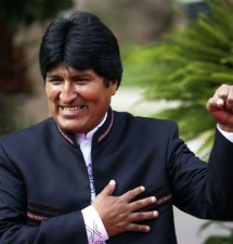 Morales highlights Bolivian independence from the IMF and World Bank