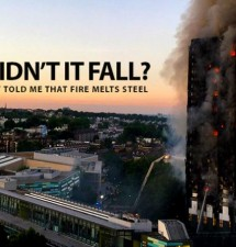 Grenfell Tower investigation hires experts who proved that 1,113 9/11 victims were totally vaporized