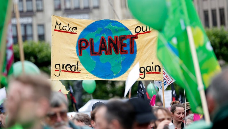 Anti G-20 rally calls for end to corporate globalization