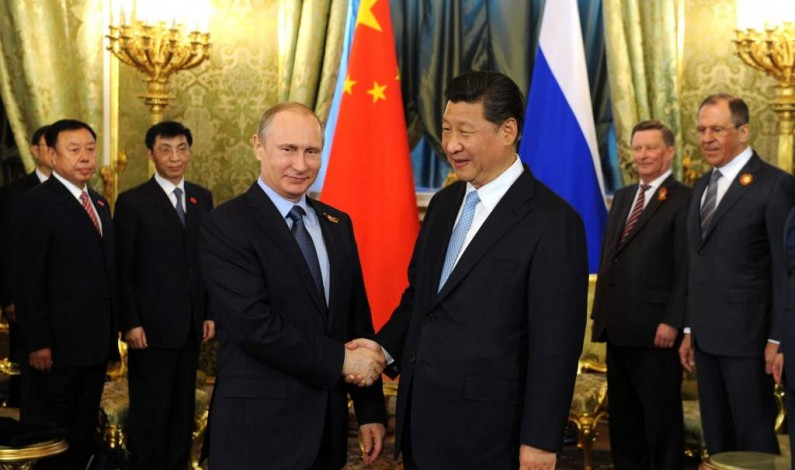 Russia and China propose a new New World Order to US on North Korea