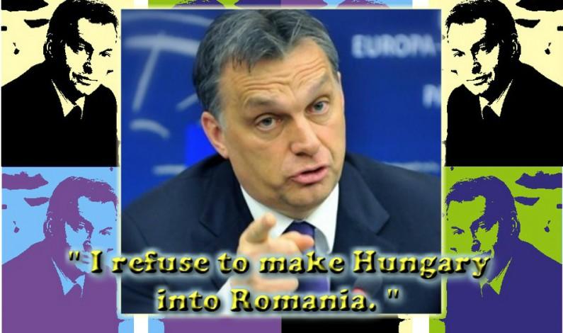The Unspeakable Crime of Viktor Orbán