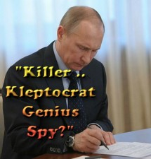 NEO – Butler – Vladimir Putin and the Hamburg Testament