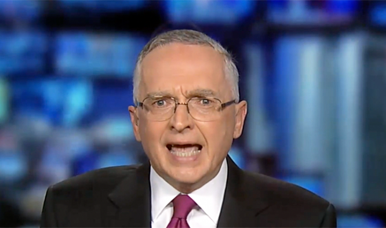 "Former Lt. Colonel Ralph Peters: Vladimir Putin ""is as bad as Hitler"""