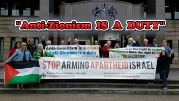 Opposing Zionism not racism – says Court in Scotland – The New Magna Carta