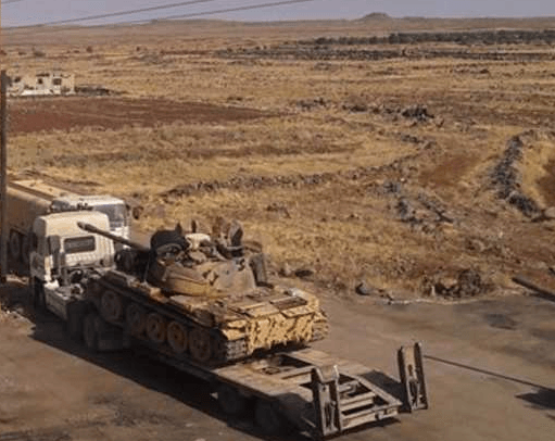 Syrian Arab Army to Cut off ISIS Escape Routes Bounding As-Sukhnah withAl-Kadir