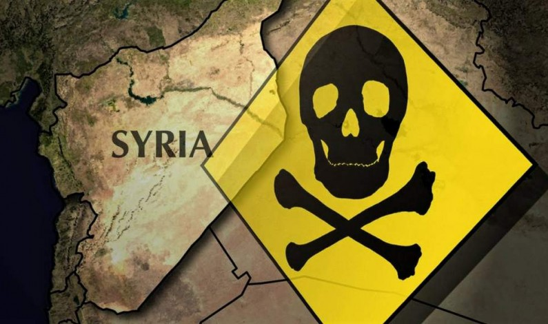 BBC and NY Times: Chemical weapons shipped out of Syria in 2014