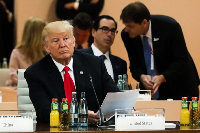 NEO – Was Trump Out-trumped at The G20?