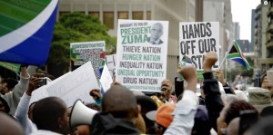 Middle East Bankers Behind Jacob Zuma's White Hate Speech And Land Grabs