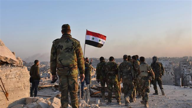 Jordanian daily: Damascus to seize control of entire Syria soon