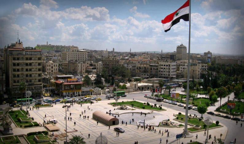 Restoration of Aleppo is Well Under Way