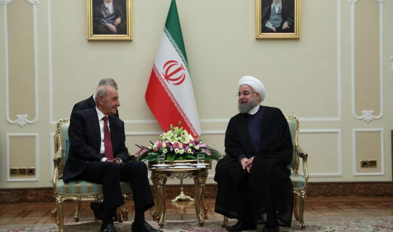 Iran's Rouhani: Zionism, terrorism two great threats for region
