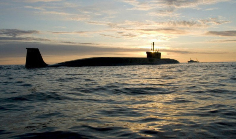 Russia's State-of-the-Art Torpedo That 'Changed the Rules of Maritime Warfare'