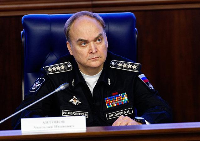 Russia names new ambassador to US