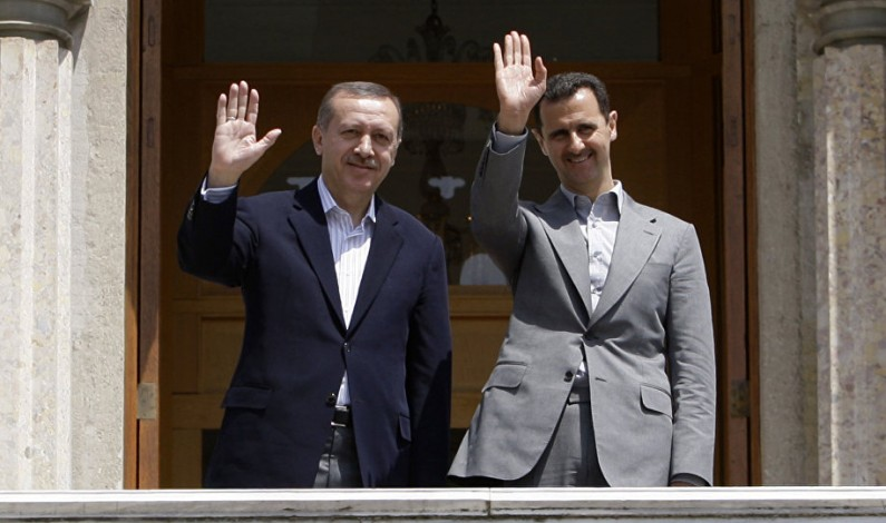 Turkey Ending Support for Syrian Rebels Goodwill Gesture Towards Damascus