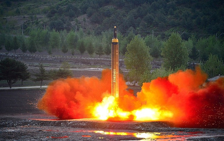 Japan can intercept North Korean missile headed towards Guam — defense minister