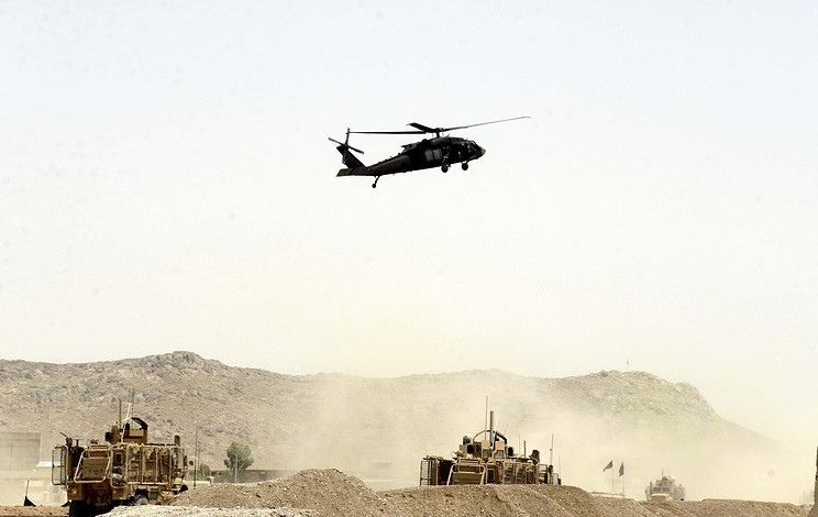 Washington's new strategy in Afghanistan aimed against China, expert says