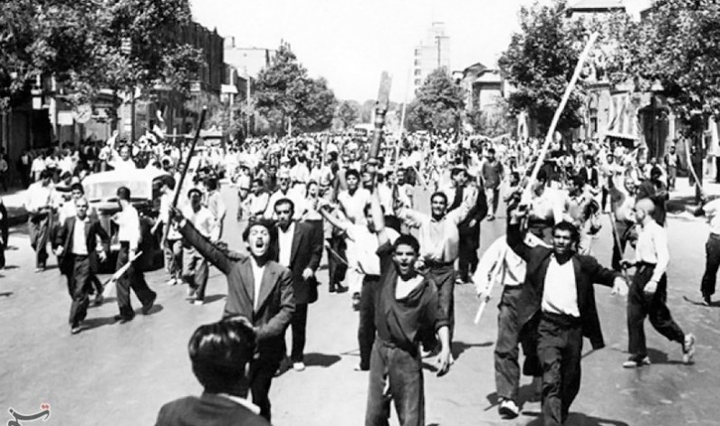 Newly-Released US Documents Confirm UK Role in Iran's 1953 Coup