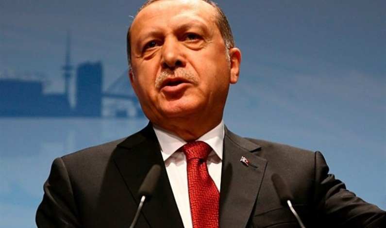 We Will Not Allow A Kurdish State on Our Borders: Erdogan