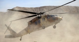 US Army Conducts Heliborne Operation in Eastern Syria, Takes Another ISIL Commander Away