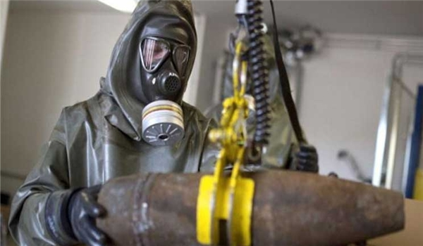 Damascus: US, UK Supply Toxic Agents to Terrorist Groups in Syria