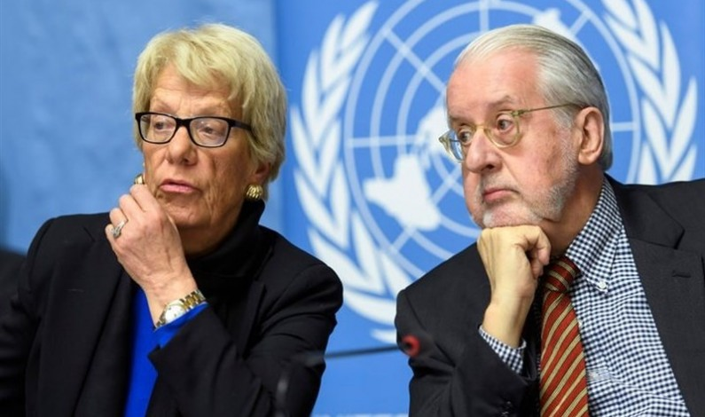 War-Crimes Prosecutor, Frustrated at UN Inaction, Quits Panel on Syria