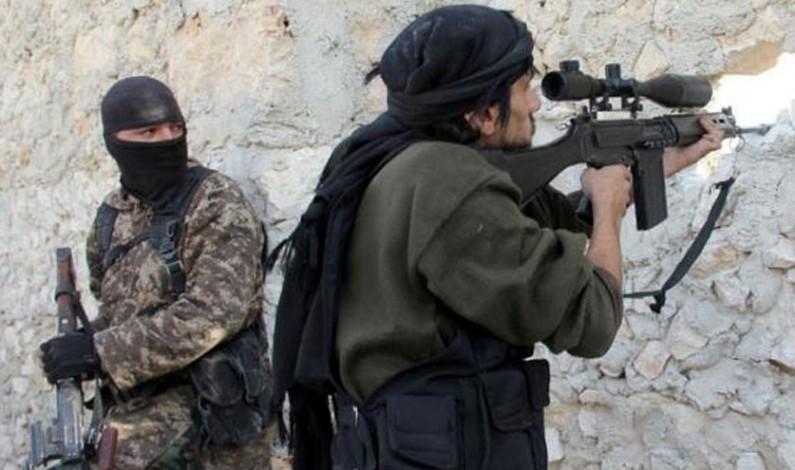 US rebuilding terrorists along Syria border areas