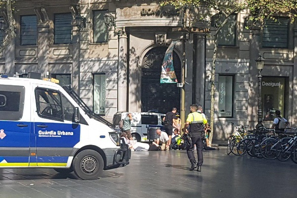 World Muslims Condemn Daesh Terrorist Attack in Spain
