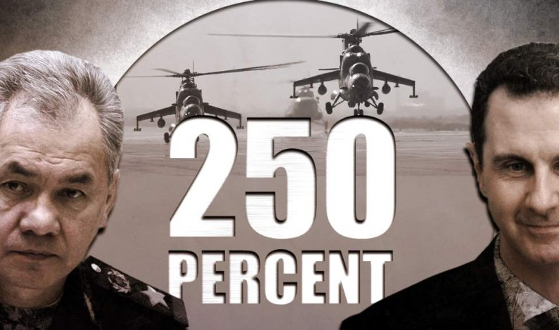 Syrian War Report – August 14, 2017: Govt-held Area In Syria Grown By 250 Percent Over Two Months