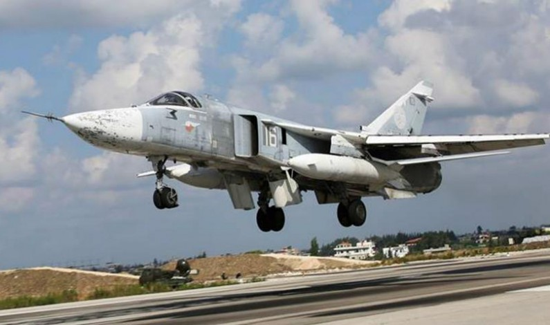 'Syria is our new testing ground,' says Russia military