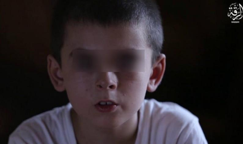 Islamic State's latest propaganda video features 10-year-old American boy threatening US President Trump